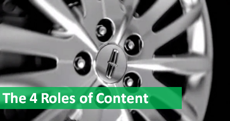 Roles of content